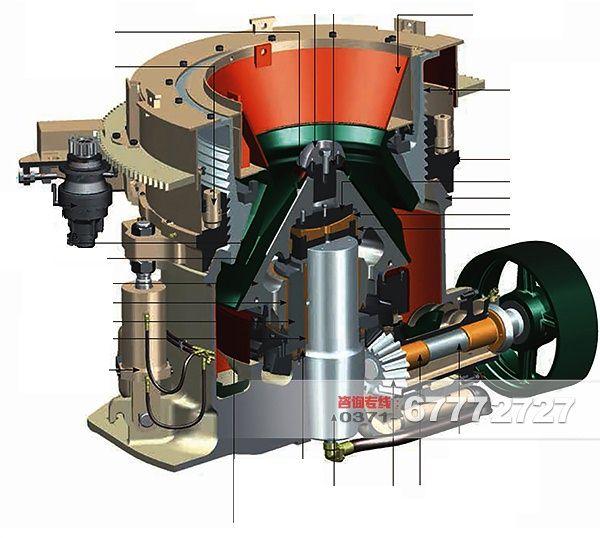 红星机器最近研制的圆锥式破碎机是一种先进的、大功率、大破碎比、高生产率的液压式破碎机。该机融合了世界先进水平的高能破碎机,它是破碎速度、偏心距(冲程)以及高性能破碎腔型设计的圆满结合。圆锥式破碎机被 广泛于用于冶金、建筑、筑路、化学及硅酸盐行业中原料的破碎。  弹簧圆锥破碎机 该机是在消化吸收了各国具有80年代国际先进水平的各类型圆锥破碎机的基础上研制成的,不但提高了生产能力和破碎功率,还扩大了应用范围,从石灰石到玄武岩,从石料生产到各种矿石破碎,都可以在各种中碎、细碎、超细碎作业中提供无与伦比的破碎性能