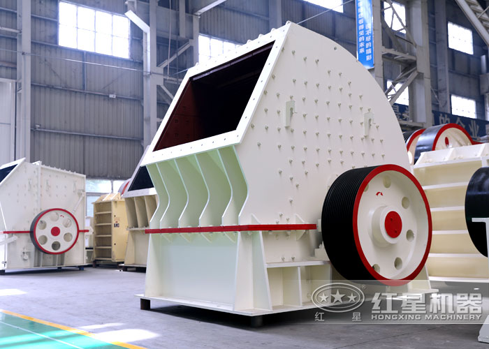 锤式制砂机设备成品展示
